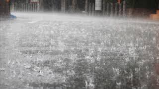 【癒しの自然音】激しい雨・豪雨の音(雷なし)!作業 睡眠 読書 瞑想 ヨガ 勉強用BGM thumbnail