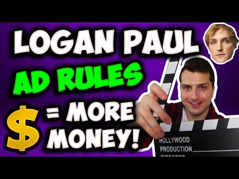 (LIVE @6pm EST) Why New Logan Paul Ad Rules Make Me MORE Mon