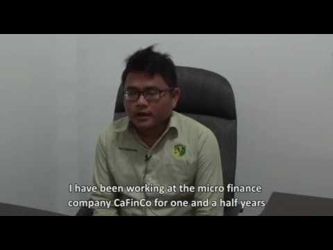 ICEVI The Nippon Foundation Higher Education Employment Video   Cambodia   Chamroeun