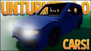 Unturned 4.0: Cars & More (Unturned 4.0 Devlog #15 Review)