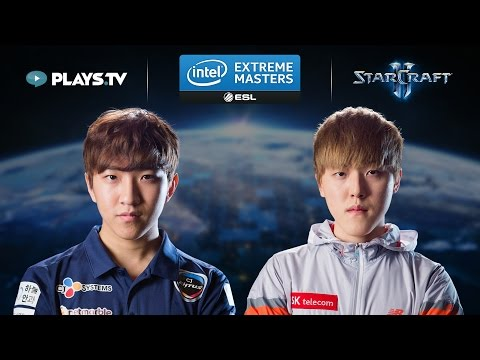 StarCraft 2 -  herO vs. Classic (PvP) - IEM Shenzhen 2015 - Semifinal