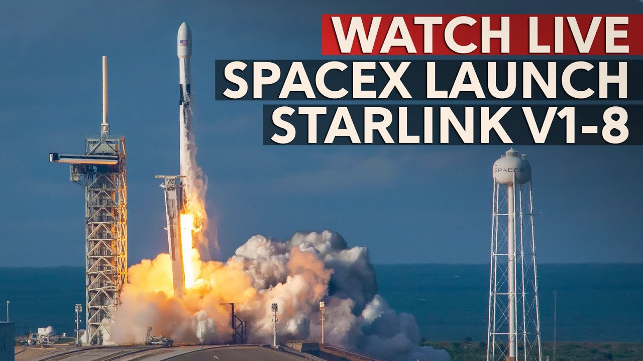 3 SkySat, 58 Starlink satellites fly during first SpaceX Rideshare ...