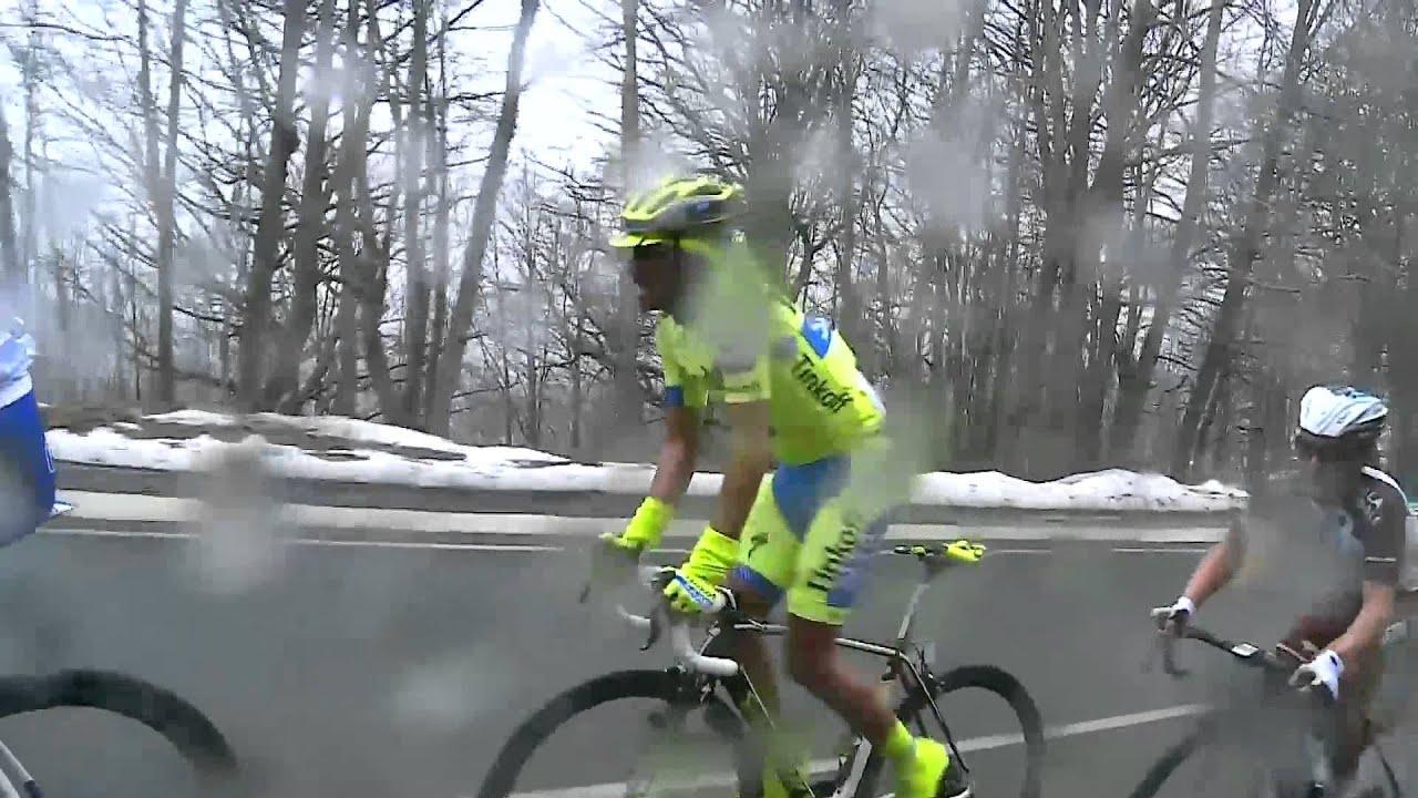 7fc380d93d7 Tirreno-Adriatico 2015: Stage 5 Highlights - Cyclingnews.com - YouTube