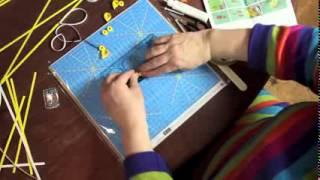 Quilling Küken Basteltechniken Karen Marie Klip I VBS Hobby Service