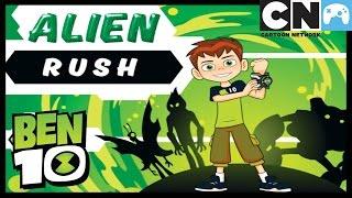 El juego Ben 10: Alien Fiebre y Ben 10 en Español España | español