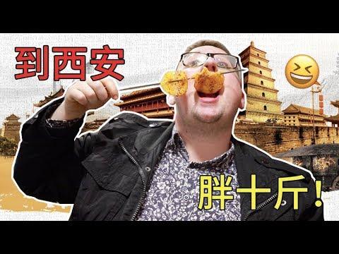 去西安,一天胖十斤!【中国西安 Xian food vlog 西安美食之旅】