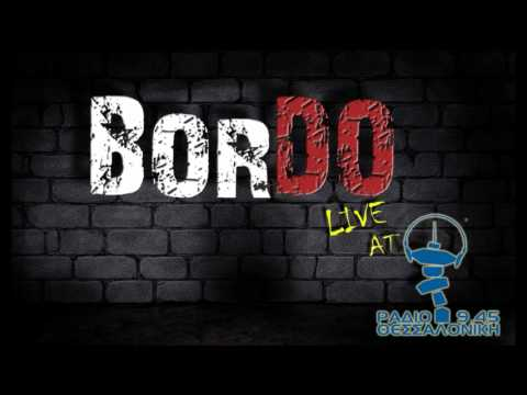 BORDO-STREET SPIRIT-ΘΑ 'ΜΑΙ ΚΟΝΤΑ ΣΟΥ-Live at Radio Thessaloniki
