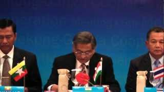 Sixth Mekong-Ganga Cooperation Ministerial Meeting: Joint Press Interaction