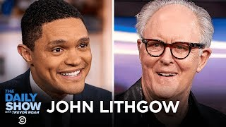 "John Lithgow - Playing Roger Ailes in ""Bombshell"" & Skewering Trump in ""Dumpty"" 