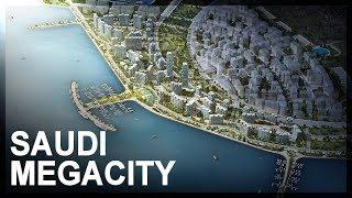 Geoeconomics of Saudi Arabia's NEOM project
