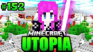 Die 1. WELTENREISE... BEGINNT?! - Minecraft Utopia #152 [Deutsch/HD]