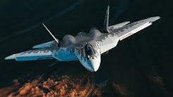 Sukhoi Su-57 - Pushing the Limits