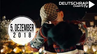 TOP 20 Deutschrap CHARTS   5. Dezember 2018