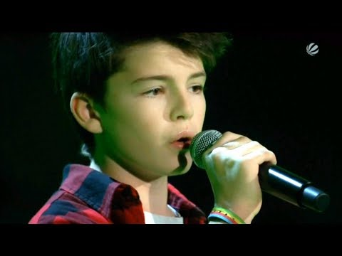 Peter || The Cranberries - Zombie || The Voice Kids 2019 (Germany)