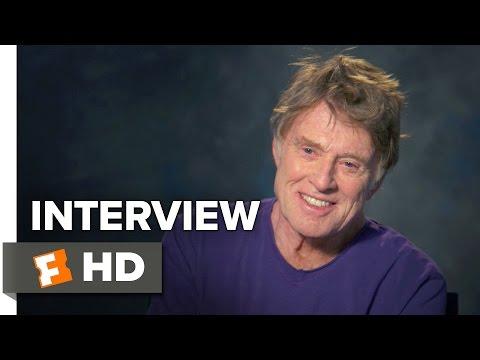 Pete's Dragon Interview - Robert Redford (2016) - Fantasy Movie