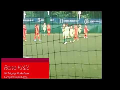 Klubportal Eurogol Listopad br. 1 - Rene Kršić