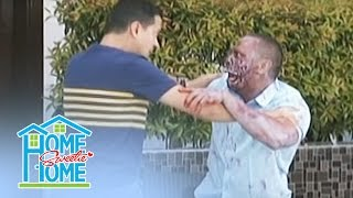 Home Sweetie Home: Zombie attacks Romeo