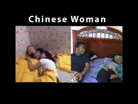 African woman Vs Chinese woman