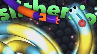 BE BOLD, BE DARING | Slither.io #5