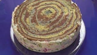 Очень вкусный Торт ''Пляцок''