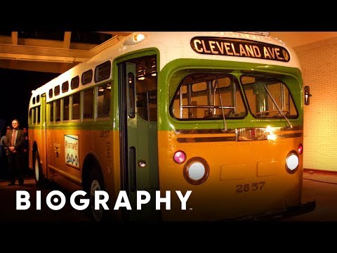 American Freedom Stories: Montgomery Bus Boycott