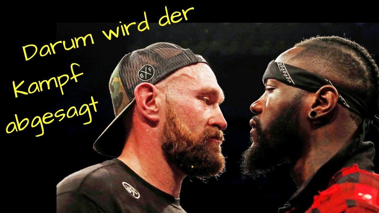 Wilder Fury Kampf