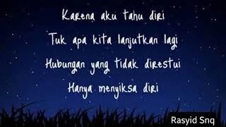 Ricky Rantung - Karena Ku Tahu Diri Lirik