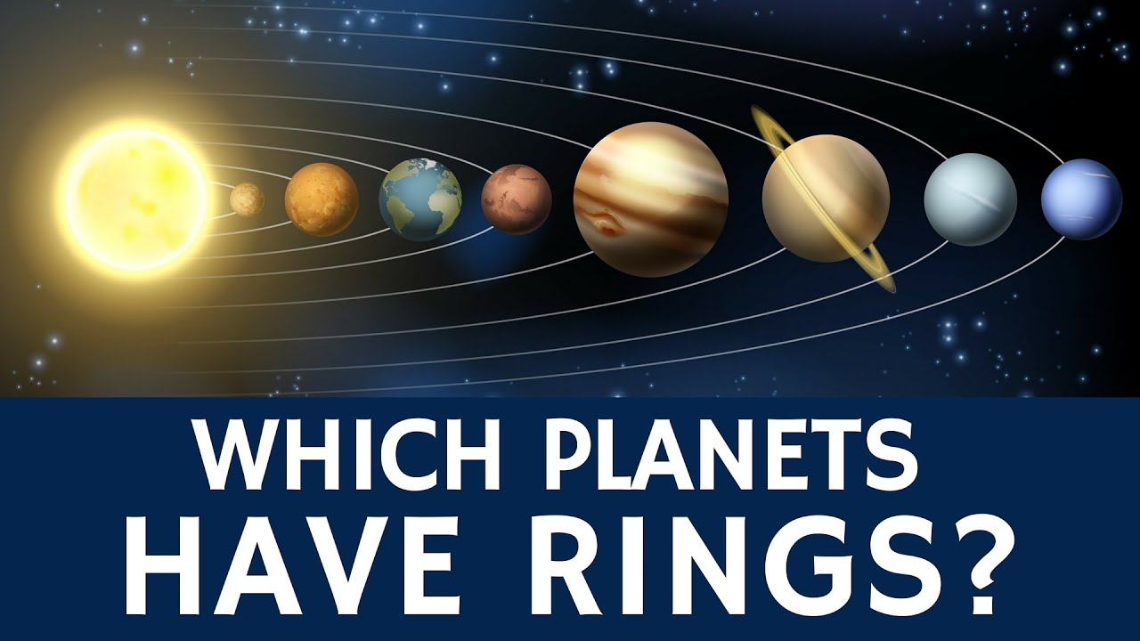 Which Planets besides Saturn have Rings – Space Facts for Kids