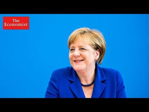Angela Merkel's rise to power, in five steps | The Economist