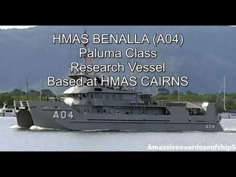HMAS BENALLA (A04)