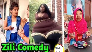 Zili Funny Video😂 | Zili comedy Video | Funny Videos |Tiktok Comedy Videos |Tiktok Comedy | new 200