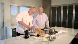 2 Minute Recipe: Carrot Souffle With Chef Kelly