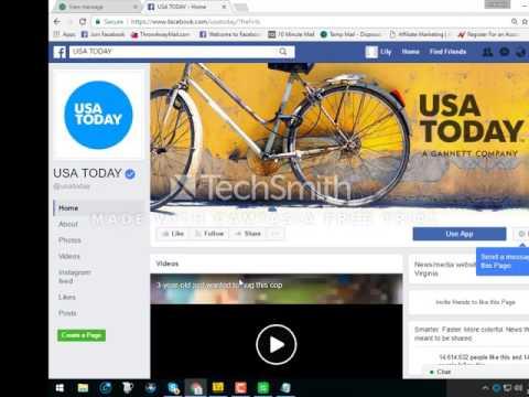 how can creat usa female facebook id 2017