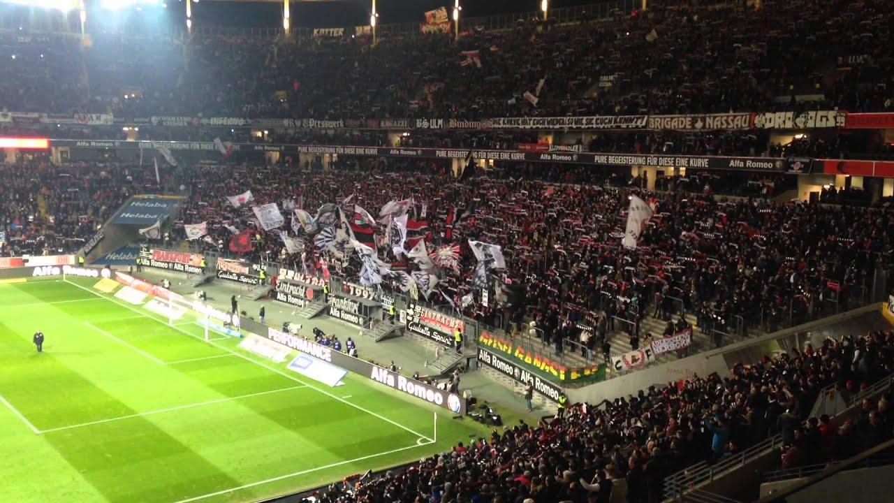 Eintracht Spiel