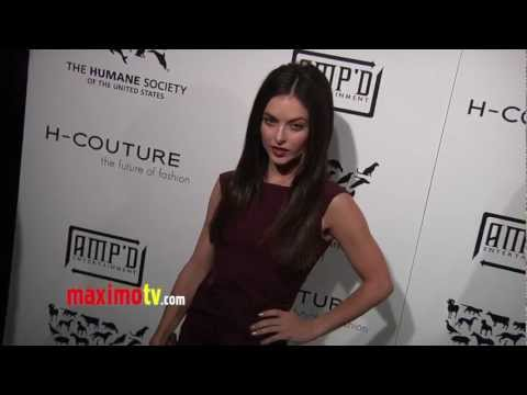 Brooke Lyons at HCouture 2012: The Future of Fashion  Arrivals