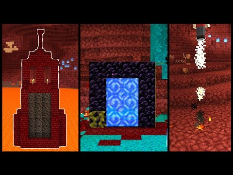 5 New Features I'd Love in the Minecraft Nether Update