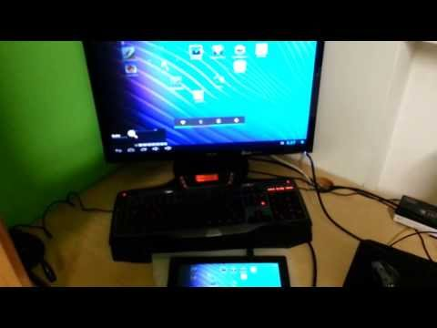 how to connect android tablet to pc via usb