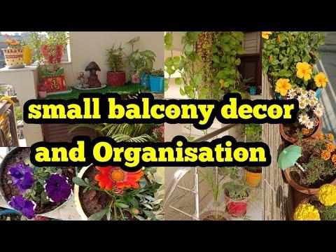 Small Indian Balcony Garden,How I organise my balcony,Balcony Decor Ideas,anvesha,s creativity