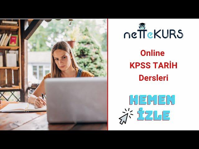 KPSS Tarih - II.Mehmet Dönemi Konu Anlatımı / nettekurs.com