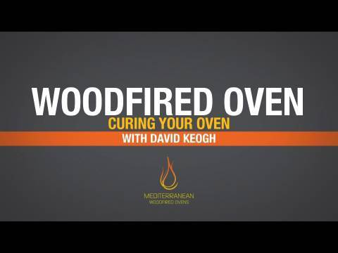 DIY woodfired pizza oven - Curing & avoid cracking