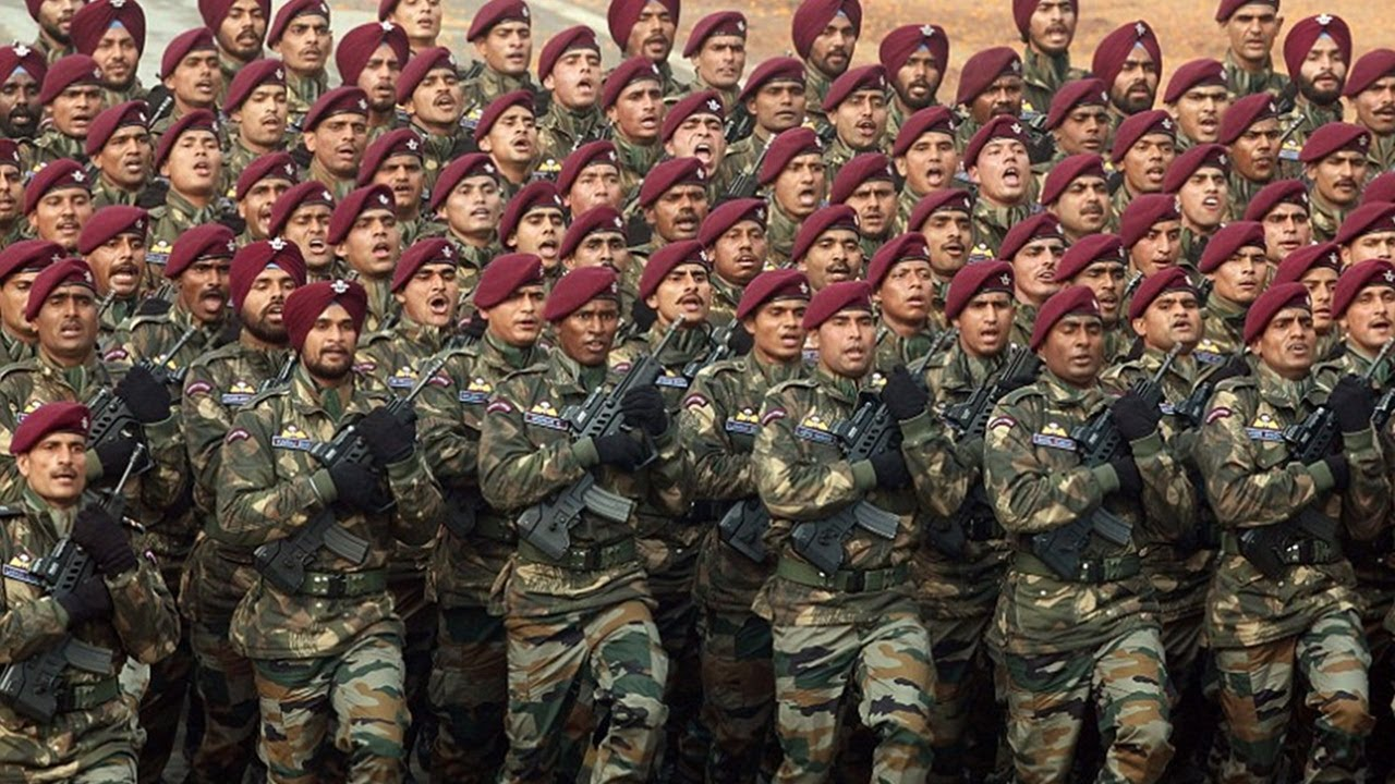 13 lesser known facts about Indian Armed Forces that you might not know - indian army volunteer PARA SF