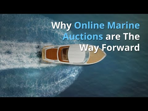 Why Online Marine Auctions are The Way Forward