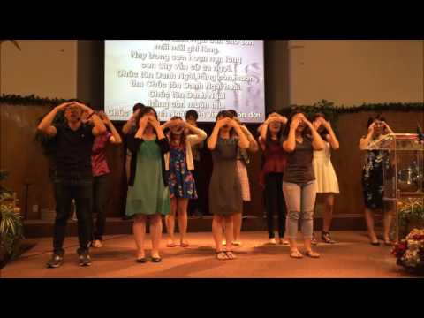 Blesses Be Your Name   Dance   Fathers Day 2016