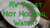 Dometic 210 Sealand Toilet tips And Tricks - YouTube
