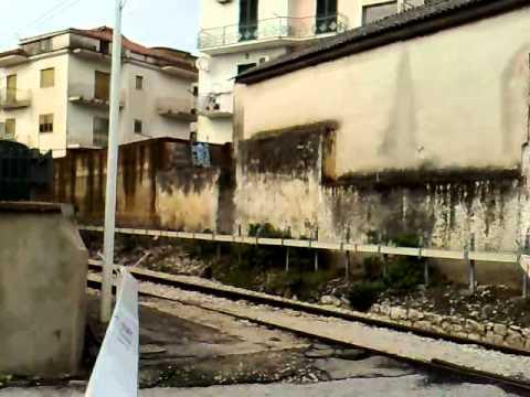 Trenino Santa Maria a Vico - Napoli