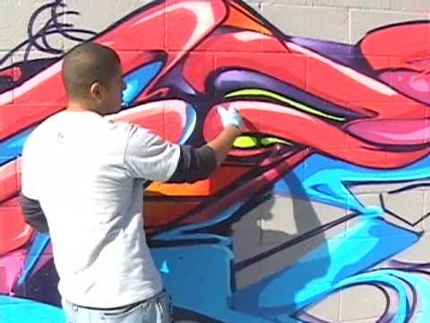 Graffiti Artist  Los Angeles Artist