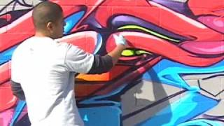 Graffiti Artist - Los Angeles Artist