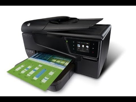 Hp OFFICEJET 6700 Premium - How To Clean Print-head- Not Printing Black/Color⬇️Link In Description⬇️
