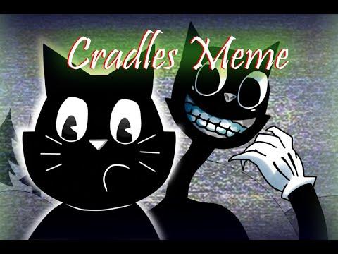 The Legend Of Cartoon Cat Animation ( Cradles Meme )