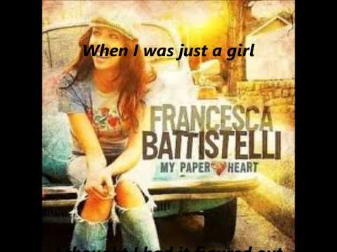 Free to Be Me-Francesca Battistelli (with lyrics)